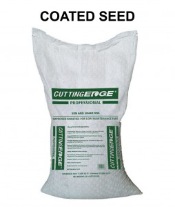 Cutting Edge Grass Seed Coated